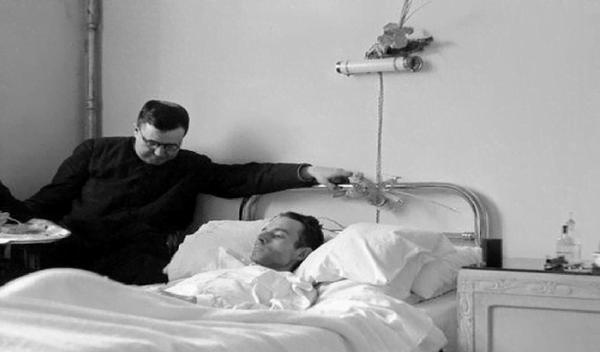 Novena dei malati a san Josemaría