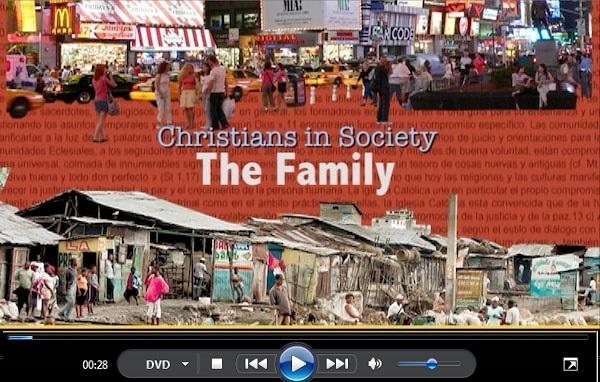 Opus Dei - Rodzina i społeczeństwo