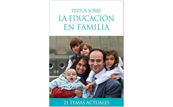 Libro electrónico: «La educación en familia»