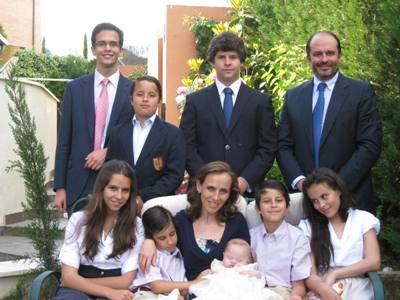 'The day Josemaría arrived was a special day in our family, and we had a small celebration.'