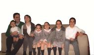 A riqueza de viver numa família numerosa