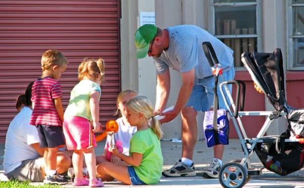 Opus Dei -   Le bien des enfants : la paternité responsable (I)