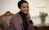 Ebele Okoye nos recuerda que hay otras mujeres en el mundo sin derechos