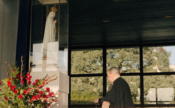 Opus Dei - Prayer of Blessed Alvaro to Our Lady of Fatima
