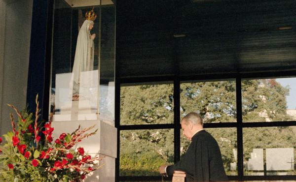 Oração do Beato Álvaro à Virgem de Fátima