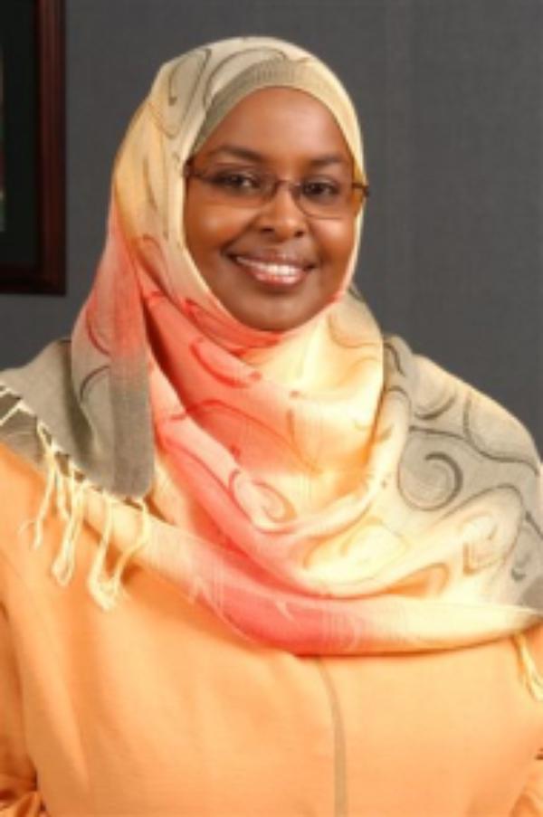 Fatuma, a Muslim in Strathmore Business School