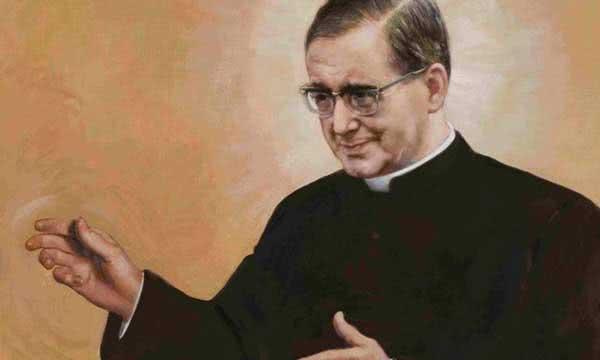 Opus Dei - Continuei a rezar a Novena