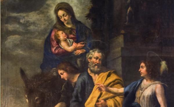 Prelatovo božično voščilo
