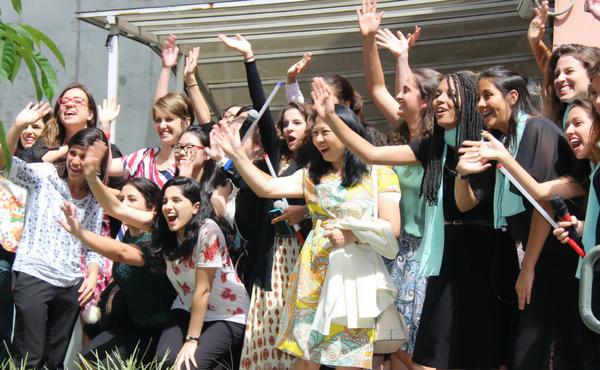 Opus Dei - Padre, que mensagem gostaria de deixar aos brasileiros?