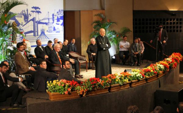 """Ser do Opus Dei é """"encontrar o Senhor na vida cotidiana e dá-Lo a conhecer"""""""