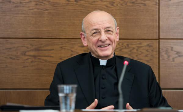 Opus Dei - Paavi Franciscus nimeää Fernando Ocárizin Opus Dein prelaatiksi