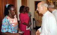 Primer viaje pastoral de Mons. Fernando Ocáriz a Nigeria