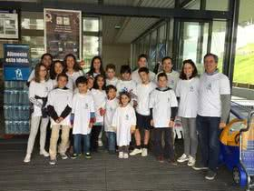 """""""Contra a Fome""""! Pais, alunos e professores unidos na Campanha do Banco Alimentar"""