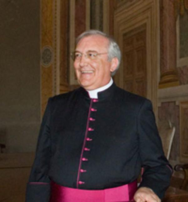 Fallece en Roma Mons. Flavio Capucci