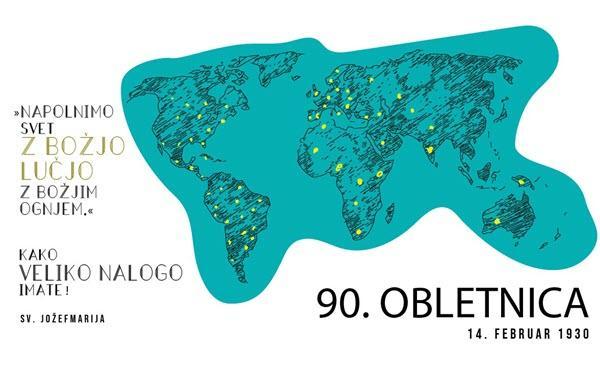 Opus Dei - 15 let ženske veje Opus Dei v Sloveniji