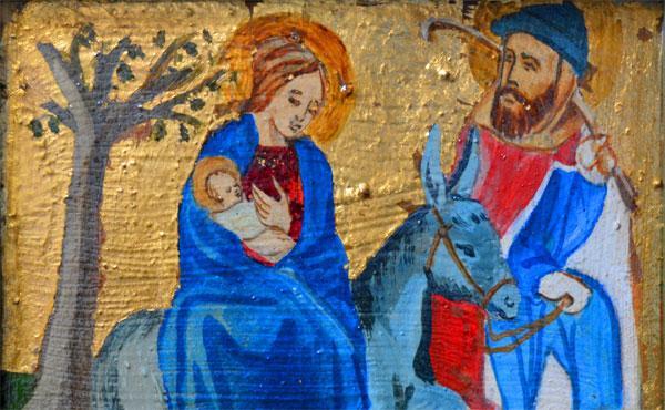 Be med den helige Josef