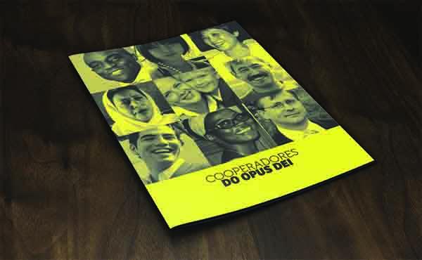 Opus Dei - O folheto sobre os cooperadores