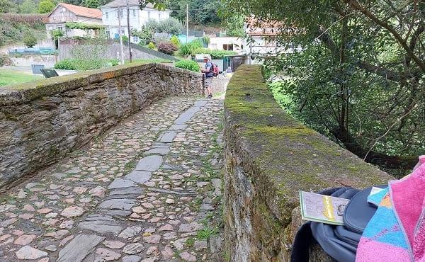 Opus Dei - Camiño de Compostela, da man dun santo