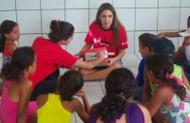 Estudantes universitárias do Rio de Janeiro realizam projeto social em Fortaleza