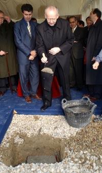 Regionaal vicaris van de prelatuur van het Opus Dei in Spanje, Ramón Herrando.