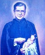 Ein neues Bild des hl. Josefmaria in Madrid