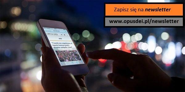 Opus Dei - Zapisy na newsletter