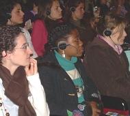 Przeszło 280 osób uczestniczyło w wydarzeniach kongresu.