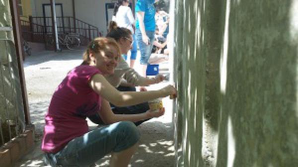 Proiect social româno-irlandez în Chitila