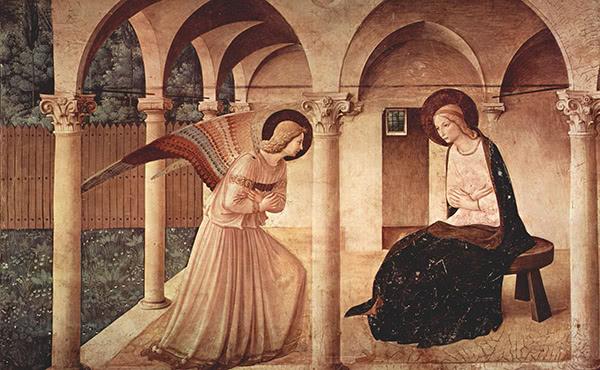 Opus Dei - Vida de Maria (V): A Anunciação de Nossa Senhora