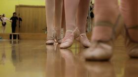 Quando a fragilidade dança