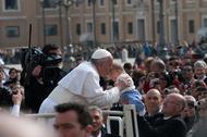Mesajul Papei pentru Postul Mare 2016
