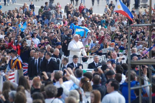 Le pape François annonce l'Année Sainte de la Miséricorde, un jubilée extraordinaire