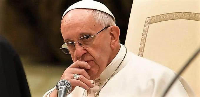 Opus Dei - Telegrama de pésame del Santo Padre por las víctimas de la erupción