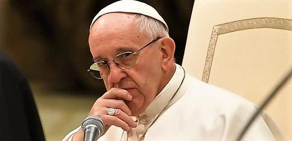 Telegrama de pésame del Santo Padre por las víctimas de la erupción