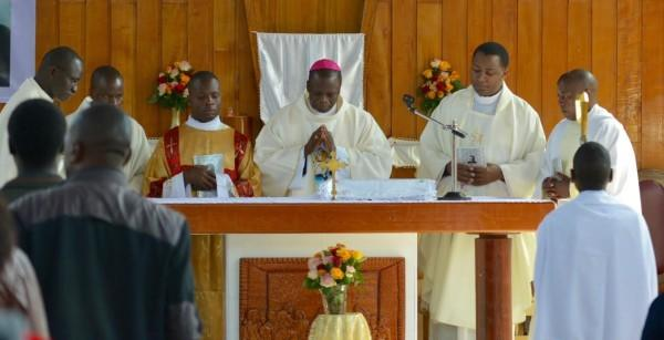 Solemn Mass on the feast of St. Josemaria at Christ the King Cathedral, Nakuru