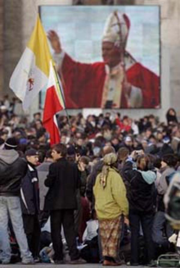 Homilía del Cardenal Ratzinger
