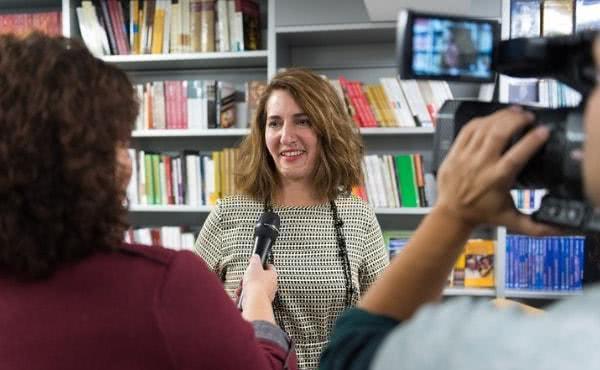 """Cristina Abad descubre en 'La libertad de amar' el """"genio femenino"""" de la futura beata Guadalupe Ortiz de Landázuri"""