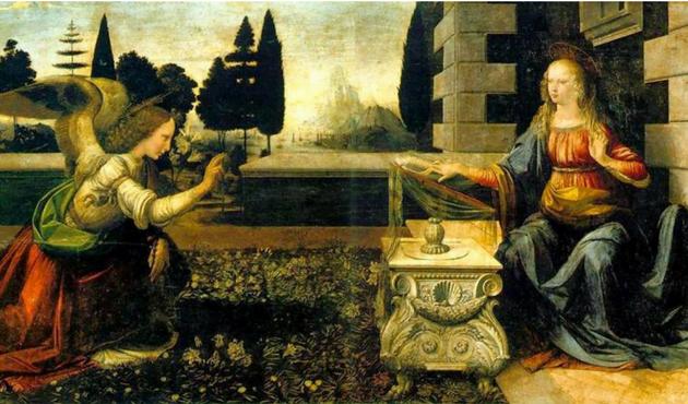 Opus Dei - Primo mistero gaudioso. L'Annunciazione