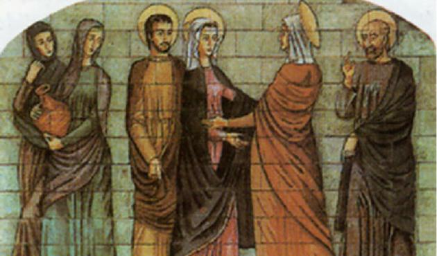 Opus Dei - Secondo mistero gaudioso. La Visitazione della Madonna