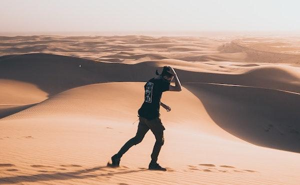 Quaresima - Entrare nel deserto