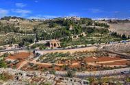 Getsemani, der Ort des Gebetes und der Agonie des Herrn