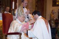 Un coruñes ordenado sacerdote en Roma
