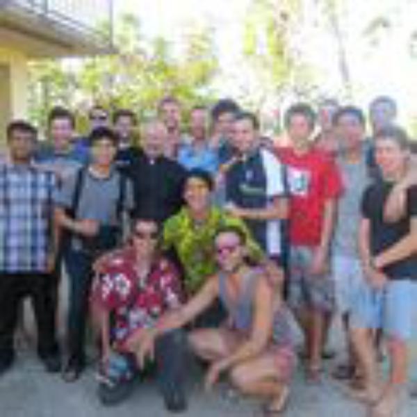 To Fiji, in the wake of Cyclone Evan