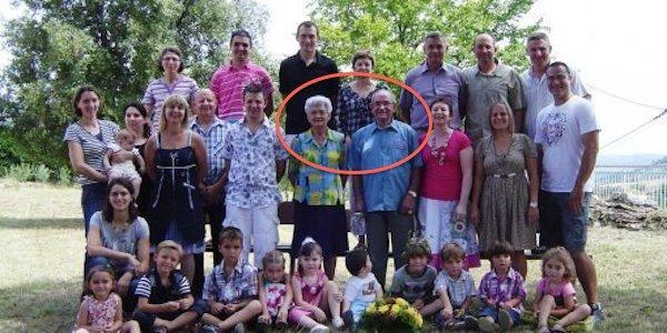 Les personnes âgées dans la famille