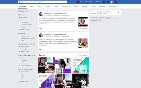 Opus Dei - Fanpage Guadalupe na Fb