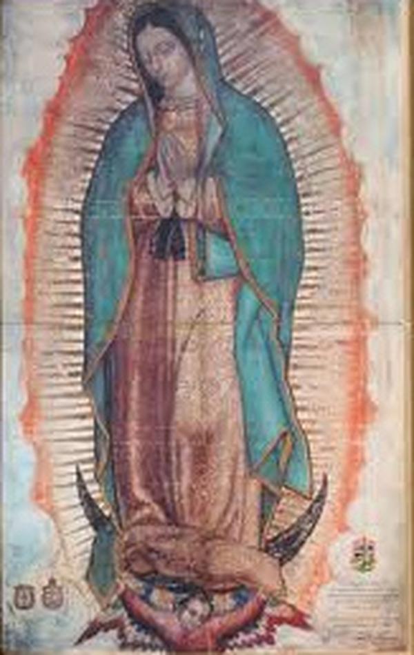 Die Geschichte der Muttergottes von Guadalupe