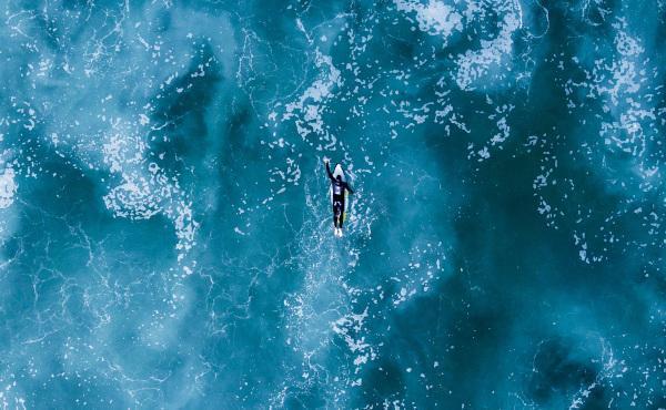Guadalupe al salvataggio nell'Oceano Pacifico