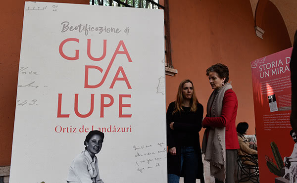 """Opus Dei - Prelát: """"Guadalupe bola šťastná, pretože sa nechala viesť Ježišom"""""""