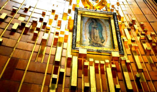 Opus Dei - La Madonna di Guadalupe