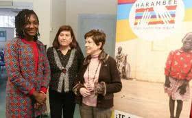 Harambee logra sacar de la marginalidad a miles de niños y mujeres en África